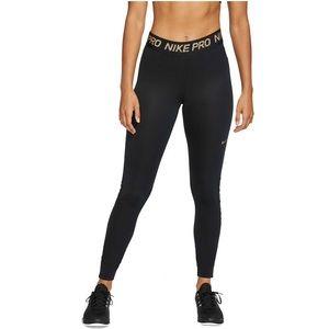 NEW Nike Women's Metallic Taping Tights